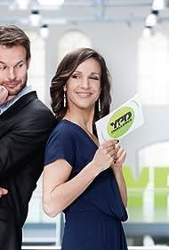 Barbara Fleißner and Florian Rudig in YPD-Challenge - Der Karrierestart Deines Lebens (2014)