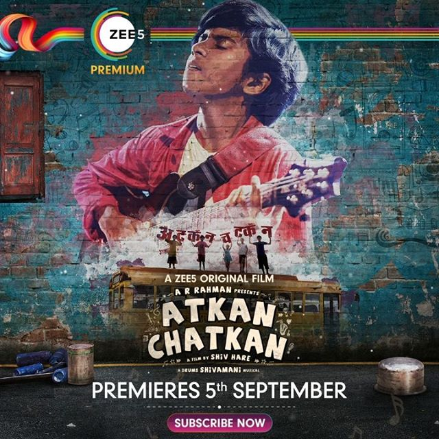Atkan Chatkan 2020 Hindi Movie 720p HDRip 800MB ESub x264 AAC
