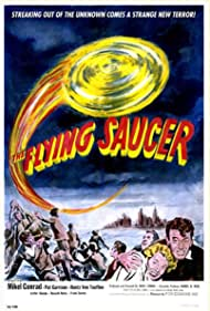 The Flying Saucer (1950) Poster - Movie Forum, Cast, Reviews