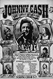 Johnny Cash: The First 25 Years Poster
