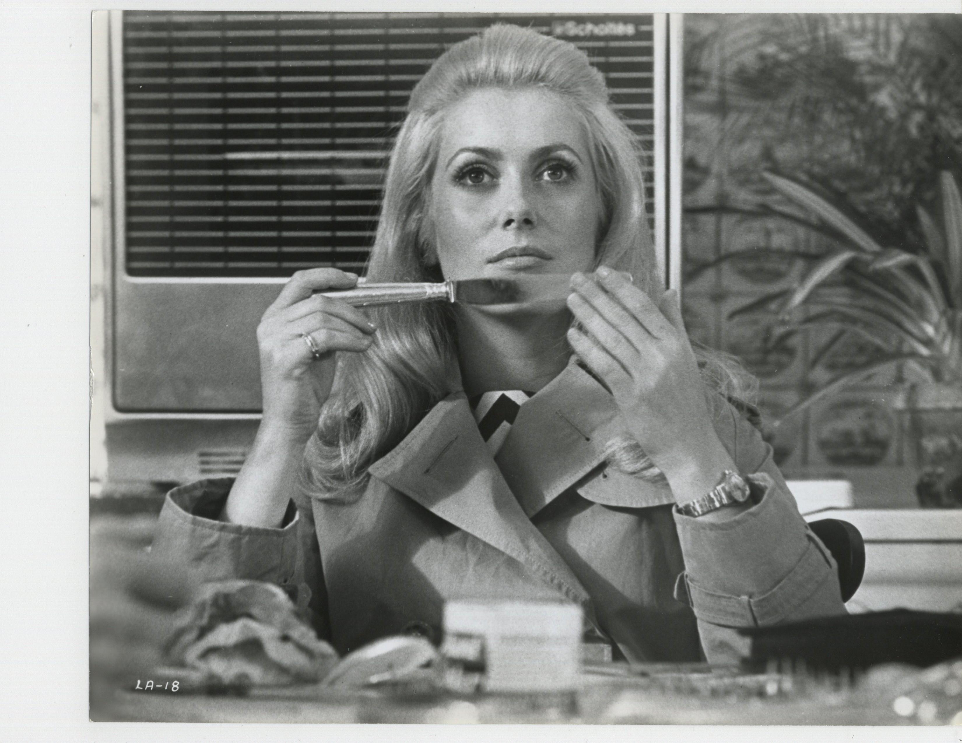 Catherine Deneuve in La chamade (1968)