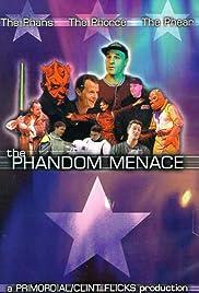 The PhanDom Menace Poster