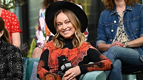 BUILD: Olivia Wilde Raves About Cast & Narrowing Down Who Would Play What Role