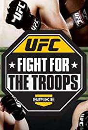 UFC: Fight for the Troops 2 Poster