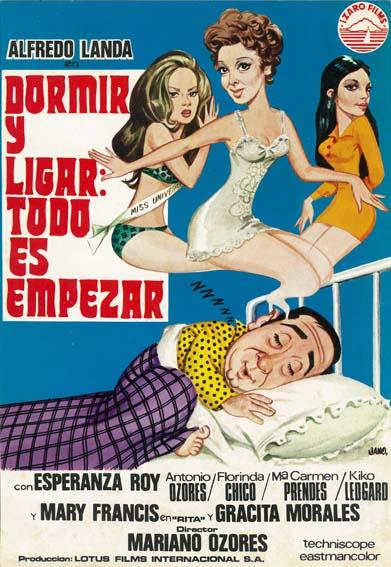 Dormir y ligar: todo es empezar (1974)