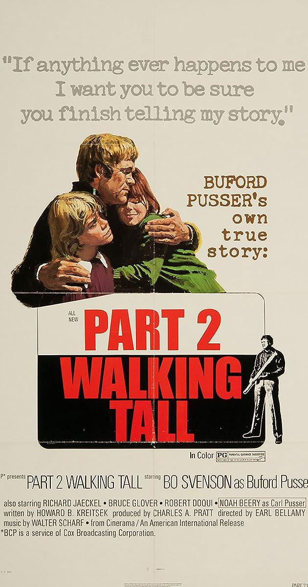 Subtitle of Walking Tall Part II