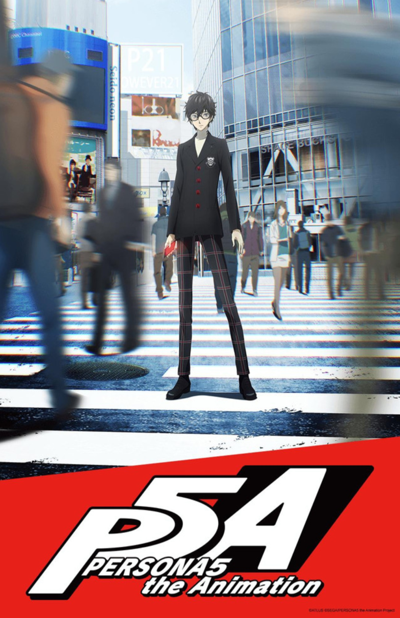 Persona 5: The Animation (2018)