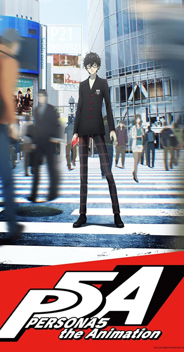 persona 5  the animation  tv series 2018 u20132019