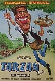 Tarzan Rifki Poster