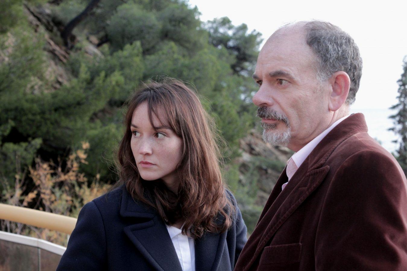 Jean-Pierre Darroussin and Anaïs Demoustier in La villa (2017)