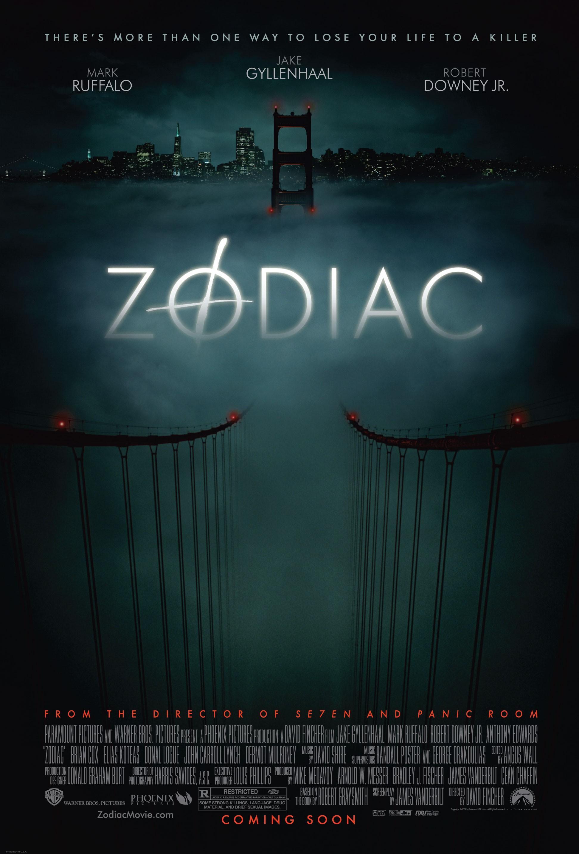 Zodiac (2007) BluRay 480p, 720p & 1080p