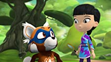 Tiger Prince Kapow!/Rocket Kapow!