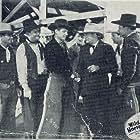 Edmund Cobb, Ray Corrigan, Jack Ingram, Robert Livingston, Walter Miller, and Max Terhune in Wild Horse Rodeo (1937)