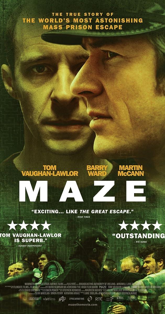 Subtitle of Maze