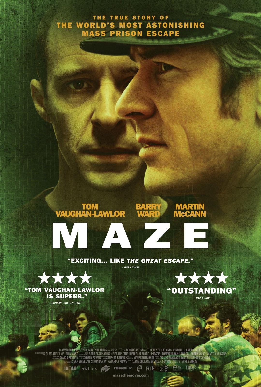 Maze (2017) BluRay 720p & 1080p