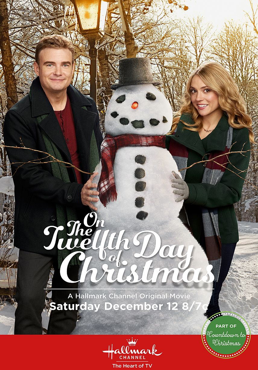 on the twelfth day of christmas tv movie 2015 imdb - 12 Dates Of Christmas Trailer
