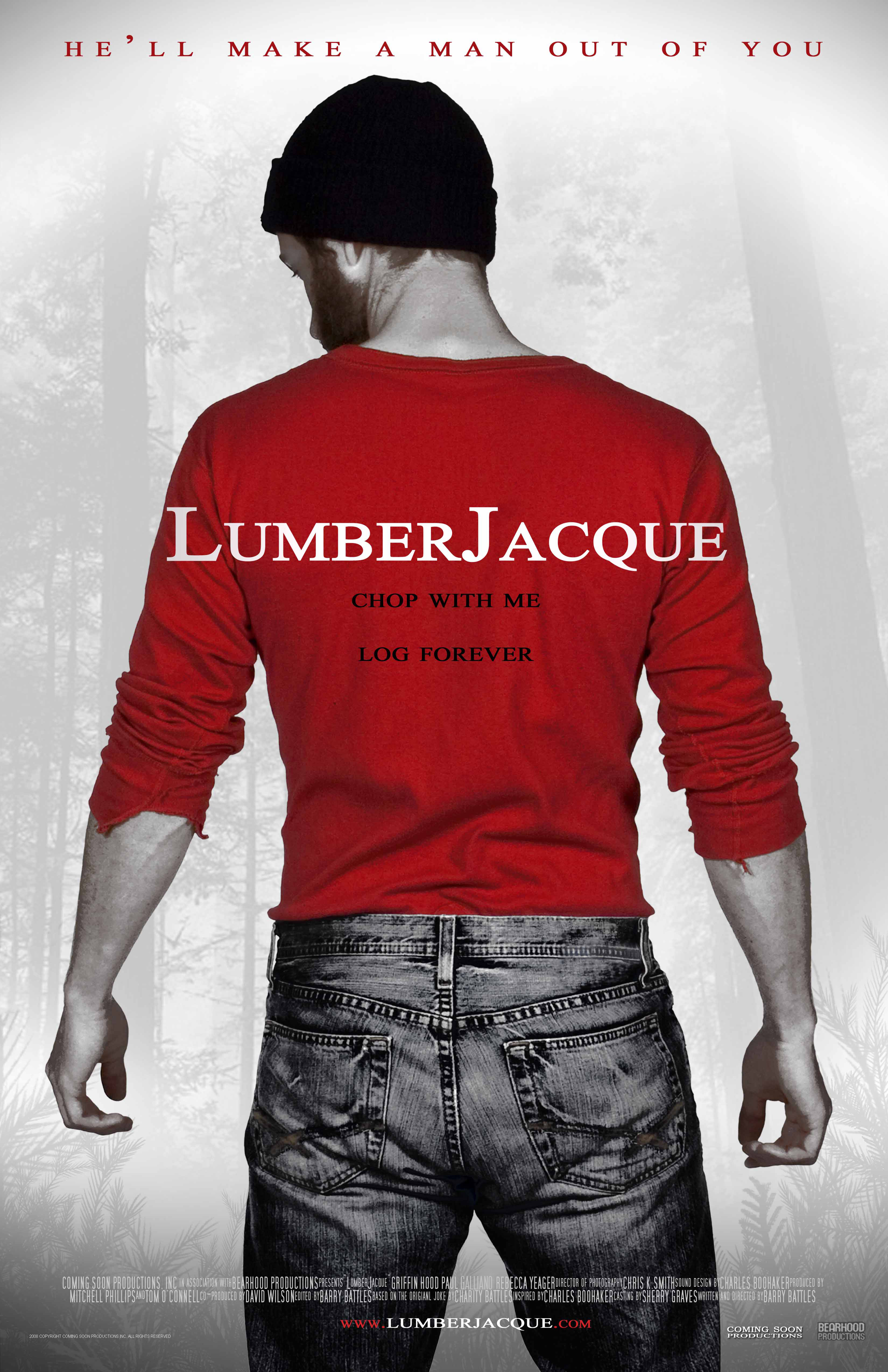 Griffin Hood in LumberJacque (2009)