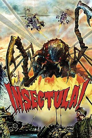 Where to stream Insectula!