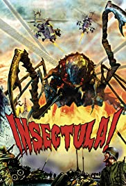 Insectula! Poster