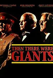 World War II: When Lions Roared Poster