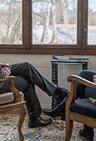 Claire Danes and Sebastian Koch in Homeland (2011)