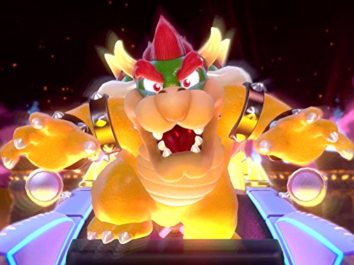 Clip: the final battle with bowser (2017)
