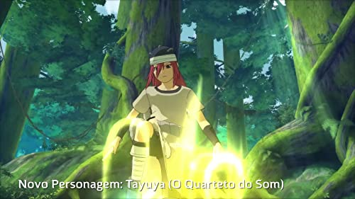 Naruto Shippuden: Ultimate Ninja Storm 4: Dlc 3 (Portuguese)