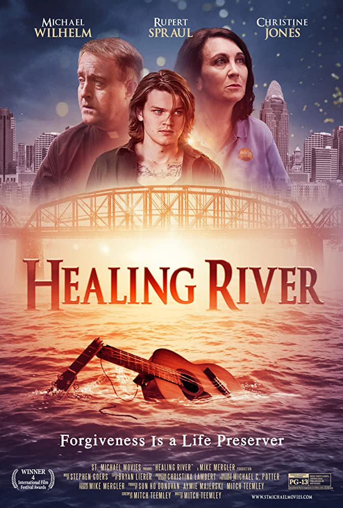 Healing River 2020 English 720p HDRip 795MB ESubs Download