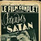 Jean-Pierre Aumont and Jany Holt in Le paradis de Satan (1938)