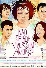 Não se pode viver sem amor Poster