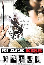 Black Kiss Poster