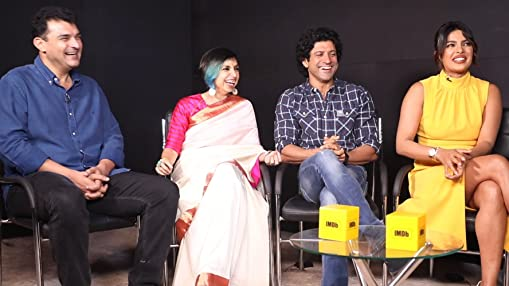 We quiz Priyanka Chopra, Farhan Akhtar, director Shonali Bose and producer Siddharth Roy Kapur on 'The Sky Is Pink' and their IMDb credits.