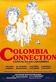 Colombia Connection Poster