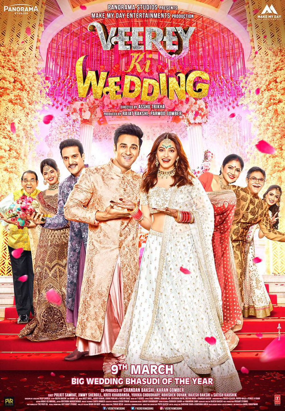 Veerey Ki Wedding (2018) - IMDb