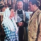 John Wayne, Laraine Day, and Lucio Villegas in Tycoon (1947)