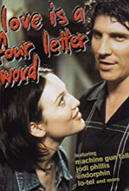 Love Is a Four-Letter Word Poster