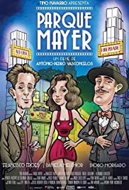Parque Mayer Poster