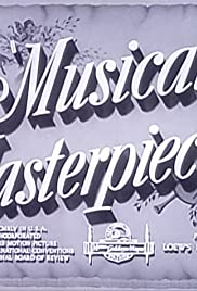 Musical Masterpieces Poster