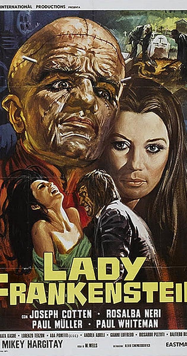 Subtitle of Lady Frankenstein
