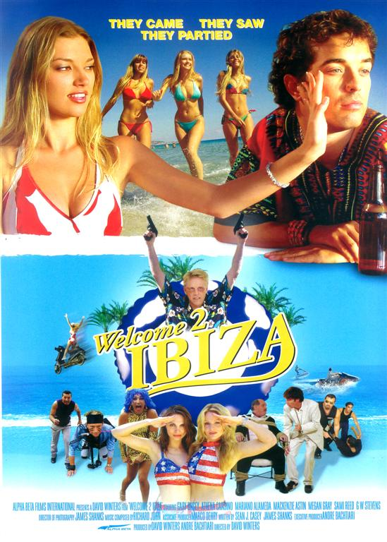Welcome 2 Ibiza