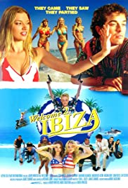 Welcome 2 Ibiza Poster