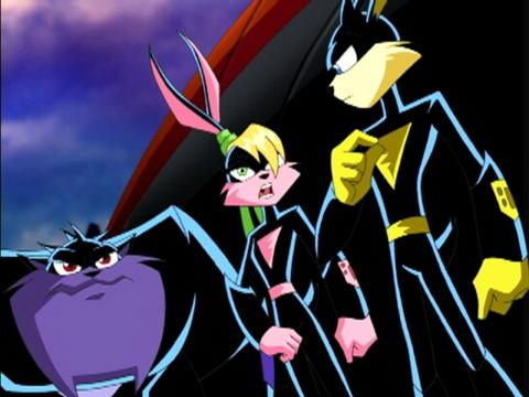 Loonatics Unleashed full movie in italian 720p