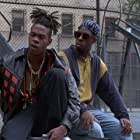 Busta Rhymes in Strapped (1993)