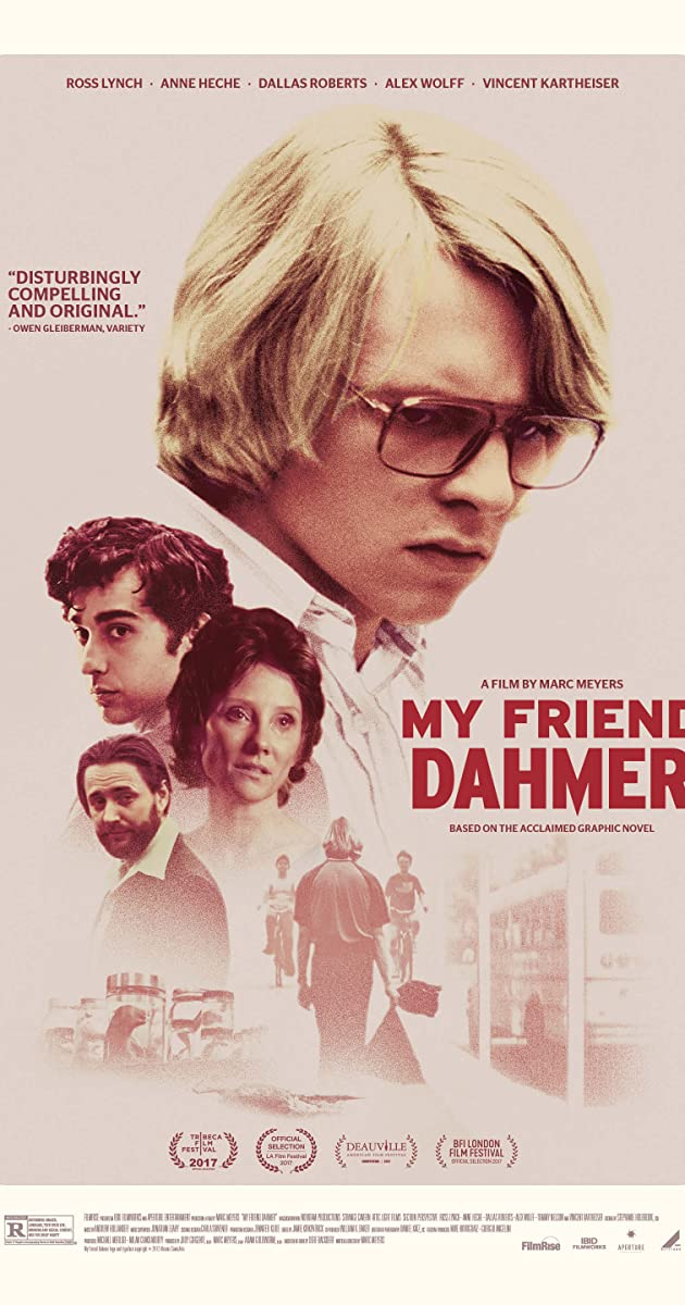 Play or Watch Movies for free My Friend Dahmer (2017)