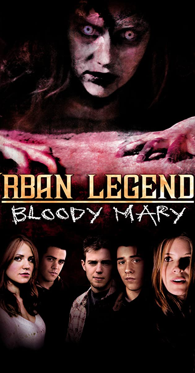 Urban Legends Bloody Mary Video 2005 Imdb