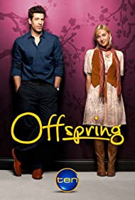 Don Hany and Asher Keddie in Offspring (2010)
