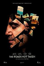 Javier Bardem in The Roads Not Taken (2020)