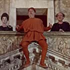 Michael Hordern, Patricia Jessel, and Zero Mostel in A Funny Thing Happened on the Way to the Forum (1966)