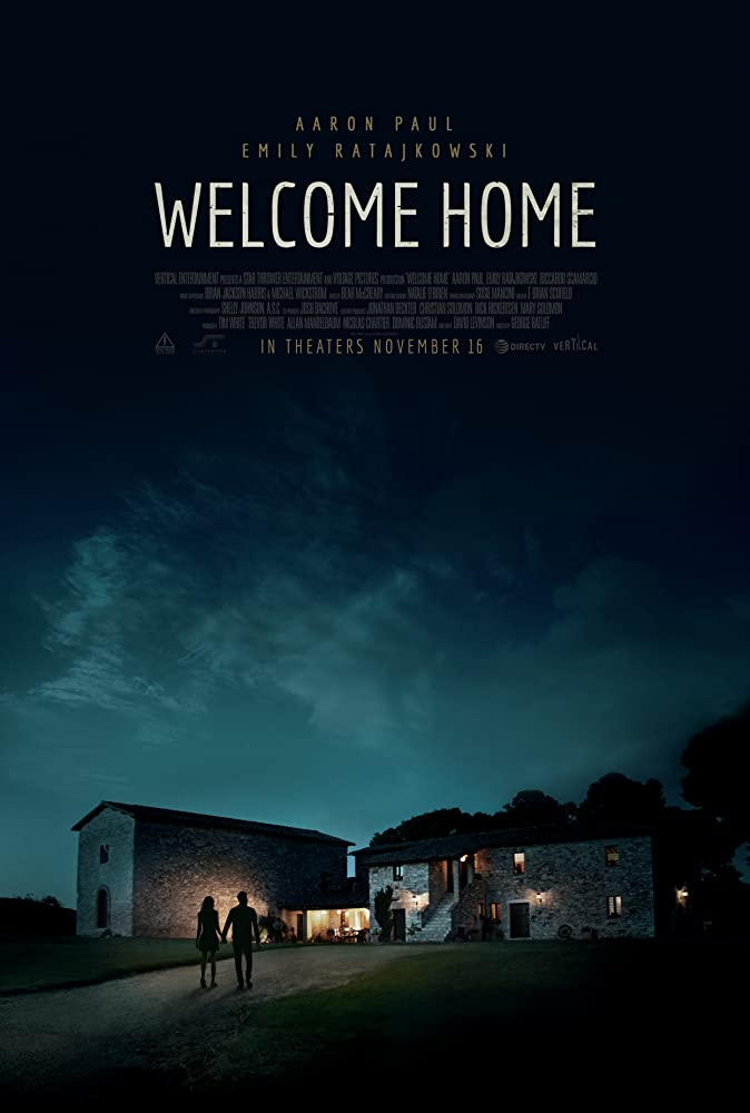 Welcome Home (I) (2018) Streaming vf