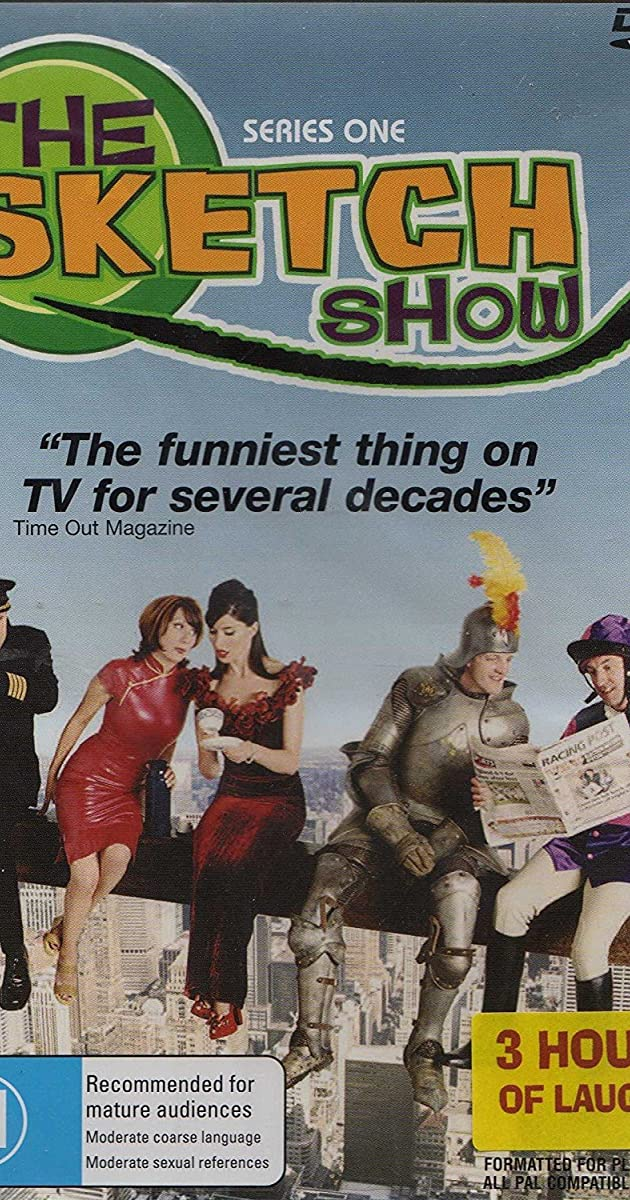 The Sketch Show (TV Series 2001–2003) - IMDb